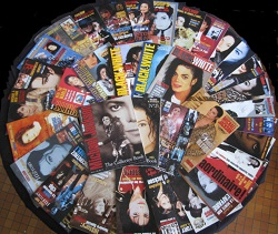 Black & White Set of 30 Magazines Plus 3 Bonuses!!!